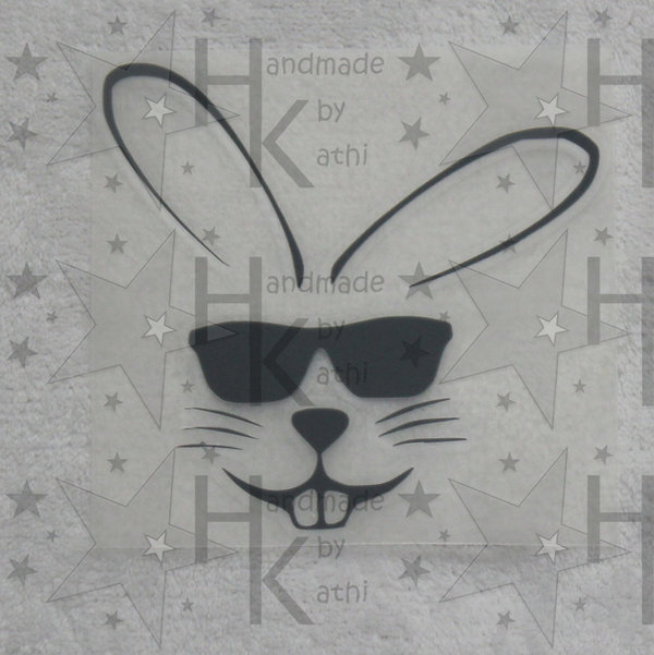 Cooler Hase